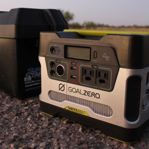 """Goal Zero Yeti 400/""""1200"""" and Boulder 100 Briefcase Review For the 5th Gen 4Runner"""