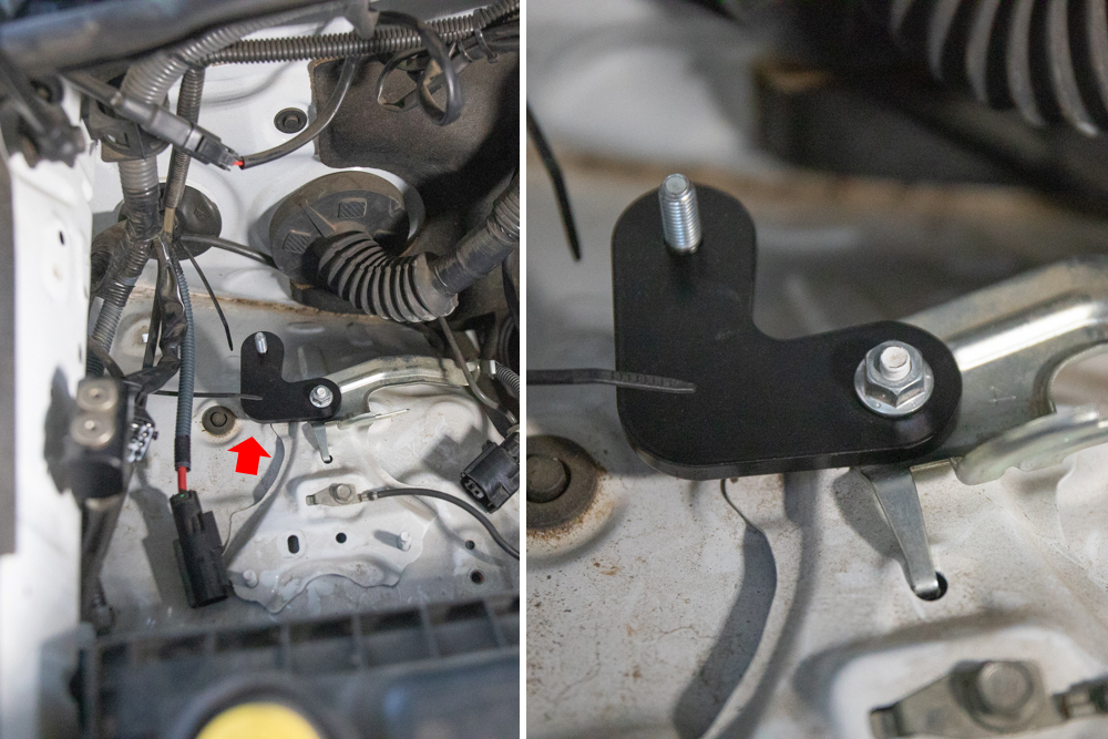 MORE ARB Bracket - Install Bracket Mount
