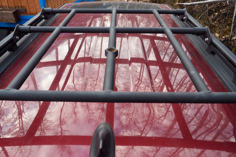 Rocky Road Outfitters Offers a Quality Roof Rack Option For the 5th Gen 4Runner: Install Overview: What's Included?