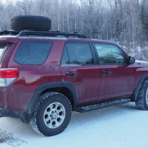 Rocky Road Outfitters Off-Road Low Profile Roof Rack Option + Spare Tire Mount: Install Overview For the 5th Gen 4Runner