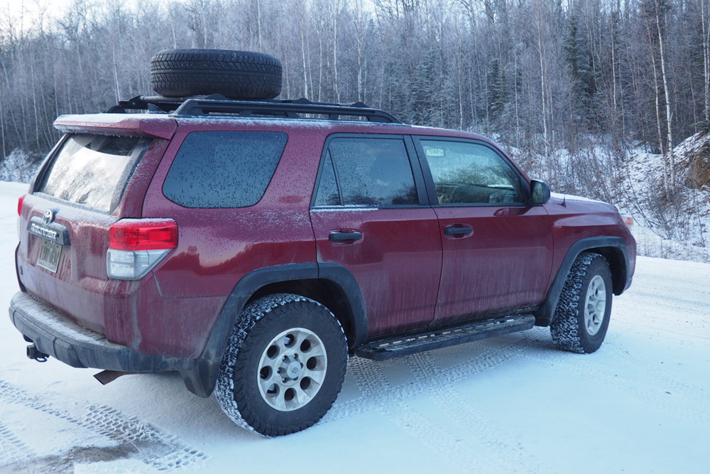 Rocky Road Outfitters Roof Rack Install Overview For 5th Gen 4runner