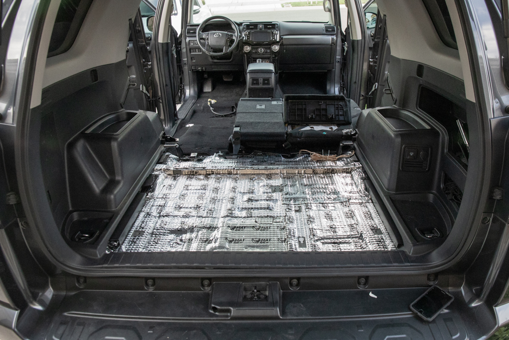 Sound Deadening Floors