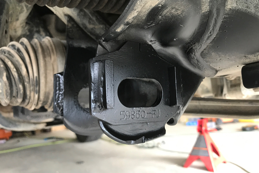 Total Chaos Weld-On Cam Tab Gussets For Off-Road Performance: Step-By-Step Install on the 5th Gen 4Runner