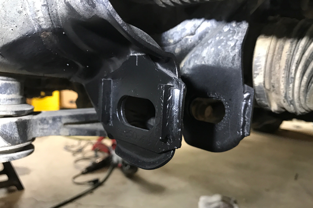 Total Chaos Weld-On Cam Tab Gussets For Off-Road Performance: Step-By-Step Install on the 5th Gen 4Runner: Paint