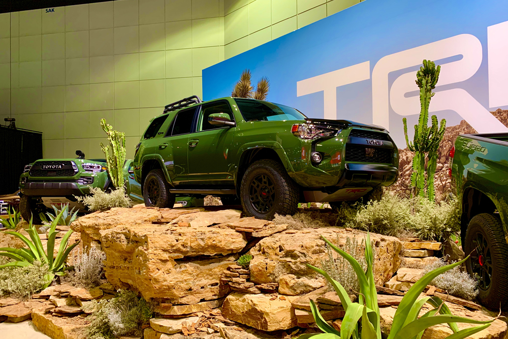 2020 4Runner TRO Pro at The LA Auto Show: First Glance and Overall Thoughts of the Gen 5 Tailout