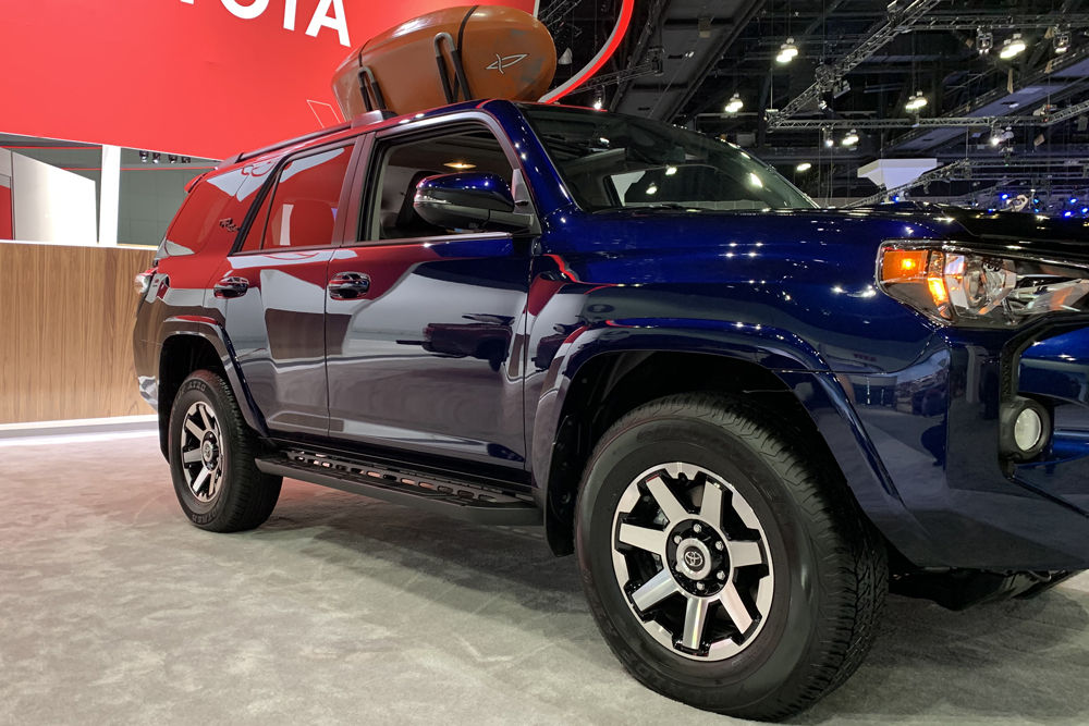 2020 4Runner TRO Pro at The LA Auto Show: First Glance and Overall Thoughts of the Gen 5 Tailout: TRD Pro Trail Edition