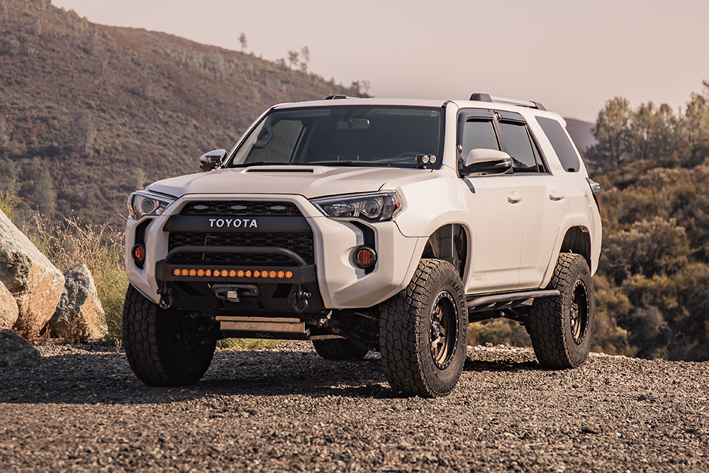 Lifted Toyota 4Runner (Icon Stage 2)
