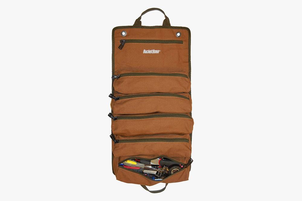 Overland Gear & Car Camping Essentials For the 5th Gen 4Runner: Bucket Boss Super Roll Tool Roll