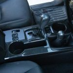 Carbon Fiber Center Console 5th Gen 4Runner