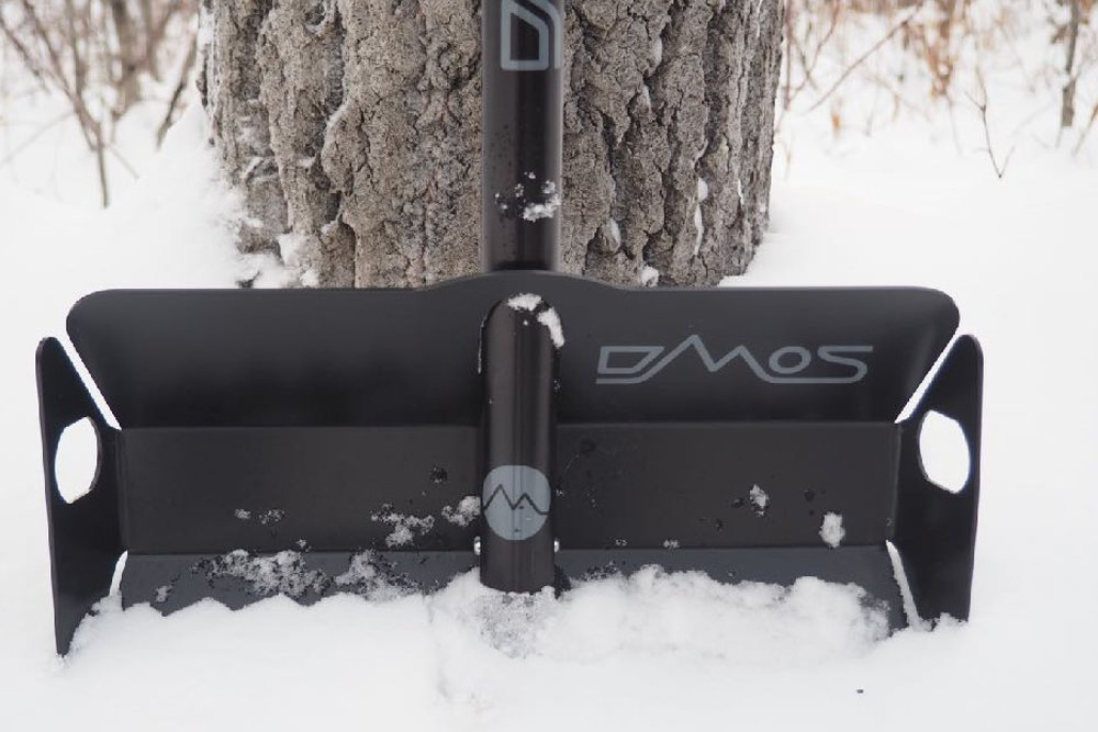 DMOS Unique Shovel Options for Overlanding: A Review Of Top Off-Road Gear for the 5th Gen 4Runner: Compact Design That's Fits Anywhere