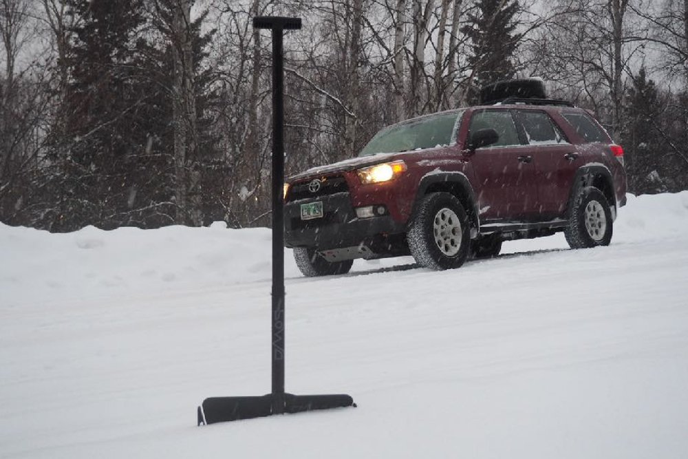 DMOS Unique Shovel Options for Overlanding: A Review Of Top Off-Road Gear for the 5th Gen 4Runner: First Impressions
