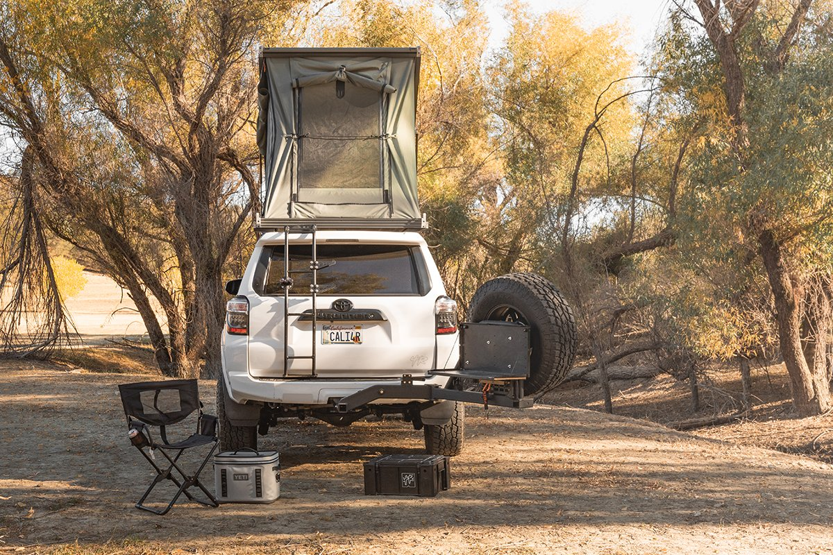 Go Fast Campers Rooftop Tent Accessories