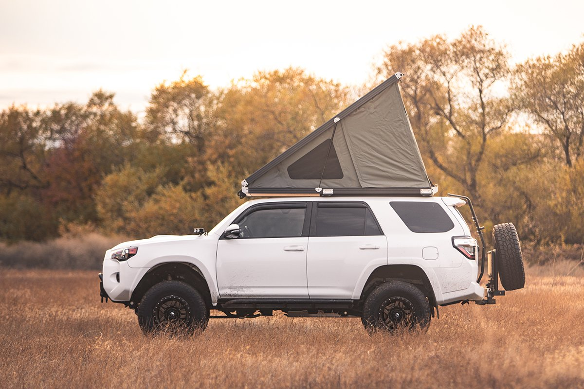 GFC RTT Toyota 4Runner - Full Review