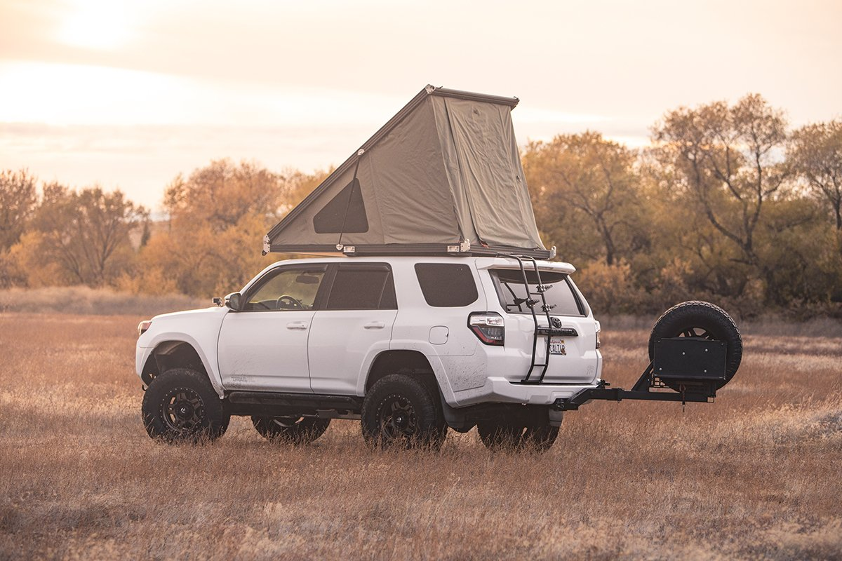 Go Fast Campers Rooftop Tent