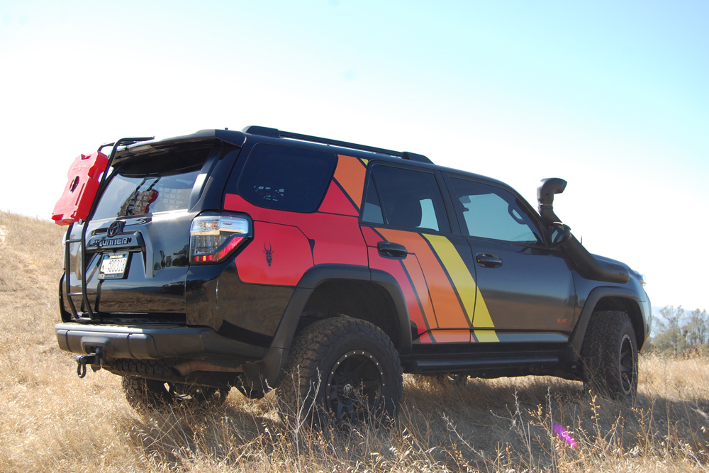 Goat Truck Off-Road Magnetic Armor: Form, Function, Or Maybe Both? Product Review & Install Overview For the 5th Gen 4Runner: Product Features + Price