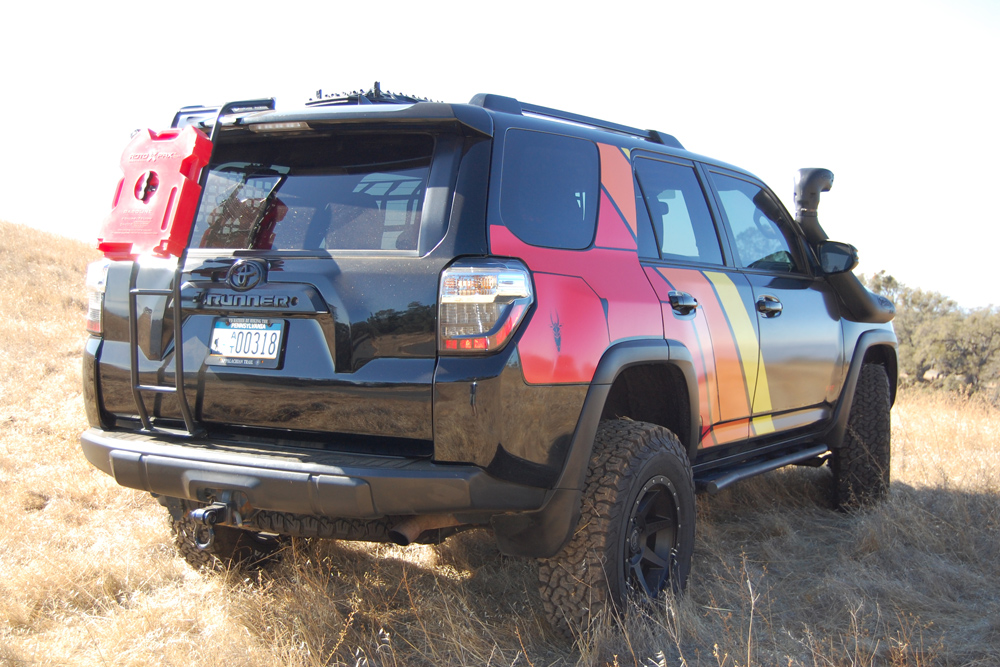 Goat Truck Off-Road Magnetic Armor: Form, Function, Or Maybe Both? Product Review & Install Overview For the 5th Gen 4Runner: Limited Time Group Buy Discount