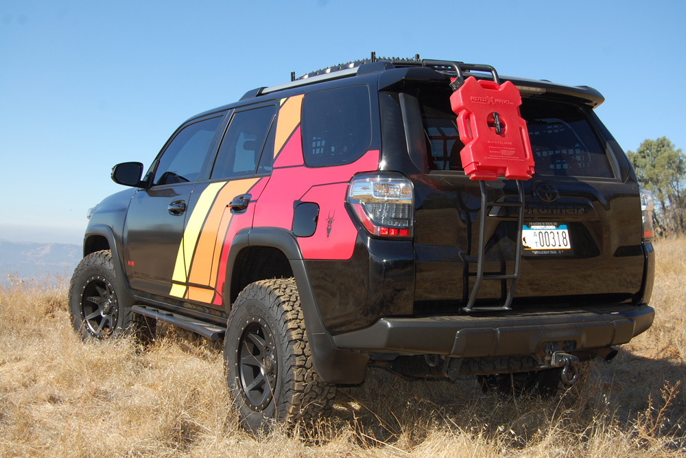 Goat Truck Off-Road Magnetic Armor: Form, Function, Or Maybe Both? Product Review & Install Overview For the 5th Gen 4Runner: Installation + Other Considerations