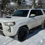 Blacked-Out Hood Scoop Step-By-Step DIY Install For the 5th Gen 4Runner