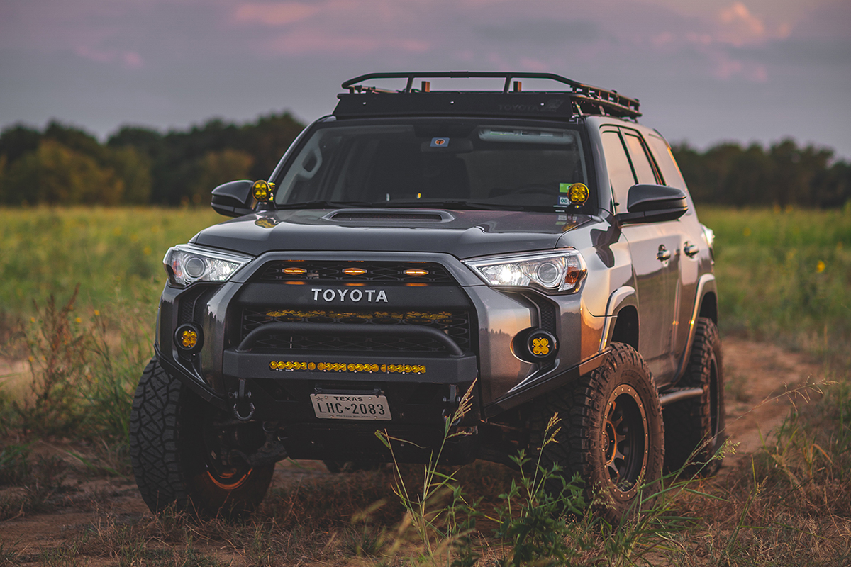 10 Lifted 5th Gen 4runners That Will Inspire Your 4runner Build