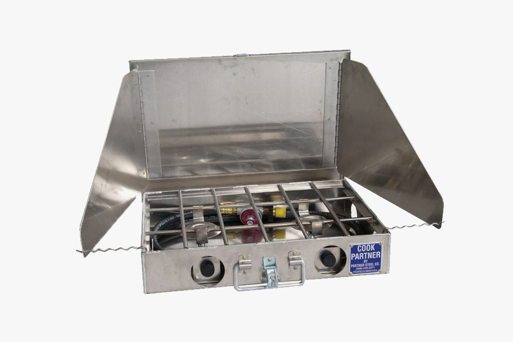 Partner Steel - Sturdy and Functional Stove