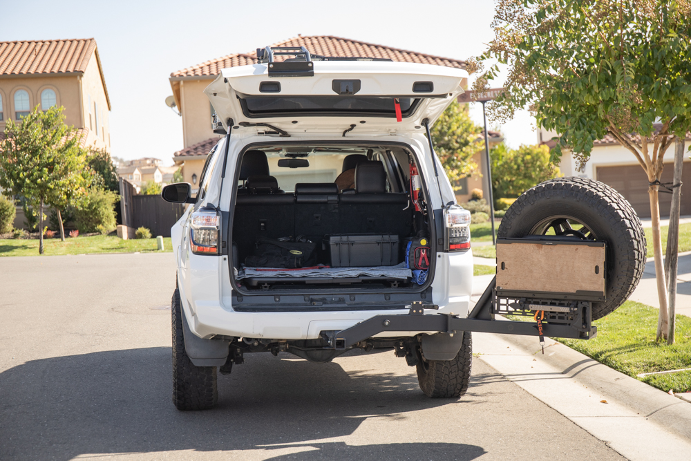 Upgrading to Heavy Duty aftermarket liftgate struts