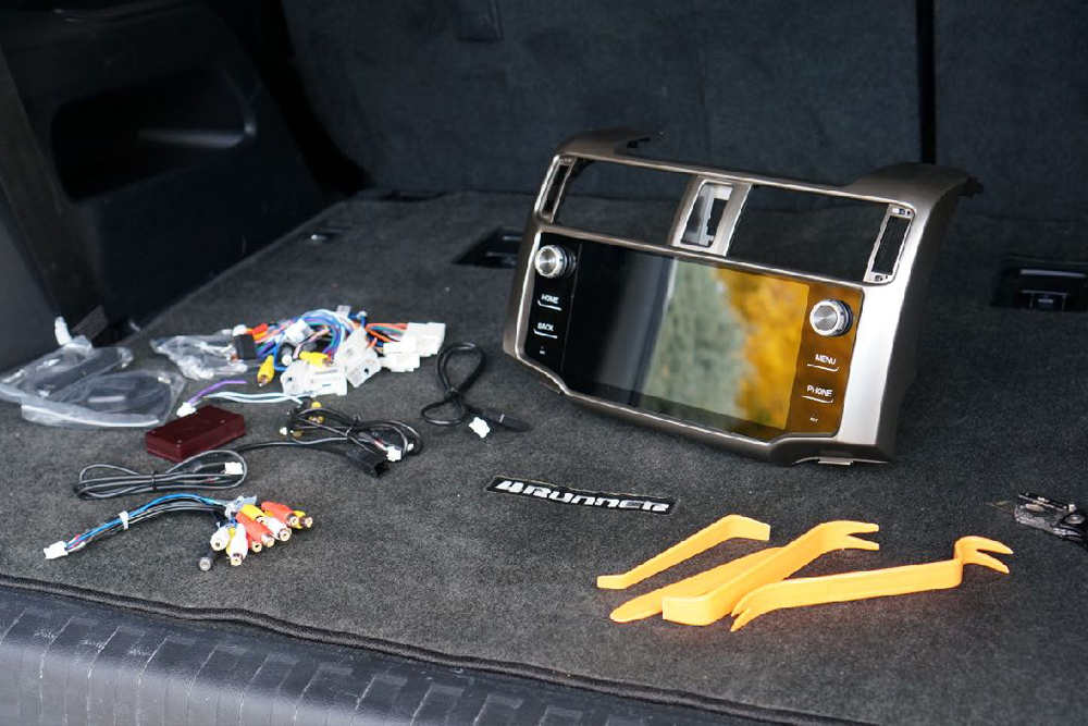 Car Trim Home T9 Head Unit Product Review and Setup Installation: A GPS + Audio UpgradeFor the 5th Gen 4Runner: Setup Installation Guide