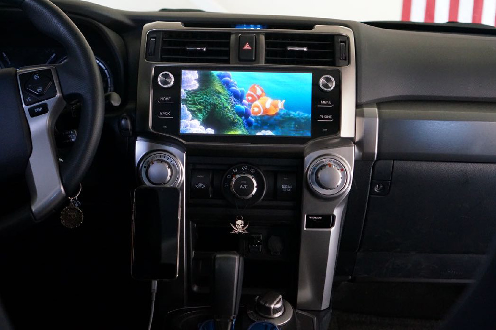 Car Trim Home T9 Head Unit Product Review and Setup Installation: A GPS + Audio Upgrade For the 5th Gen 4Runner: End Results