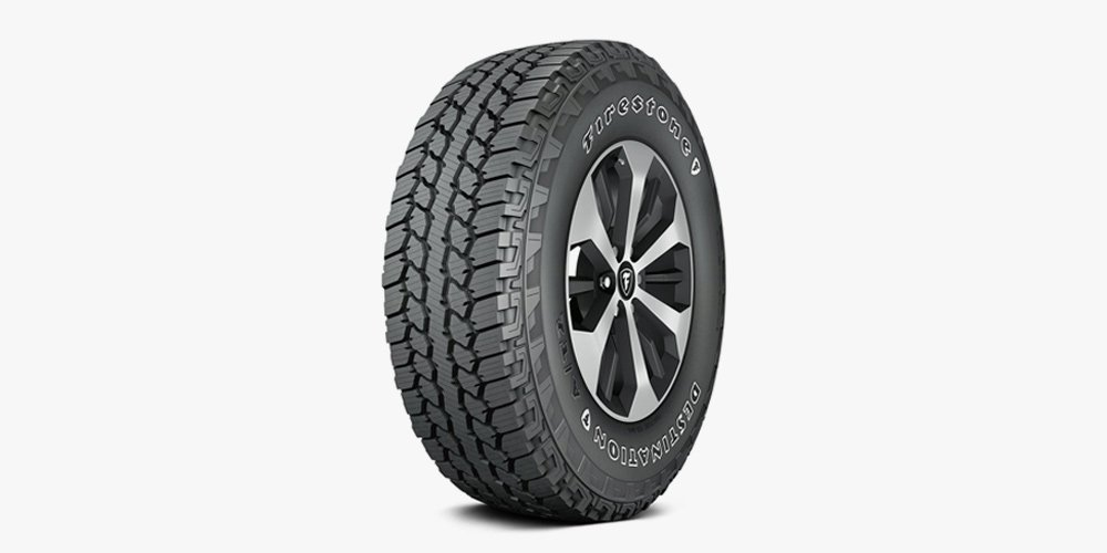 What are the Best Tires for the 5th Gen 4Runner? Common Tire Options for the 5th Gen 4Runner (HT, AT, MT, and Snow Tires): Firestone Destination A/T 2