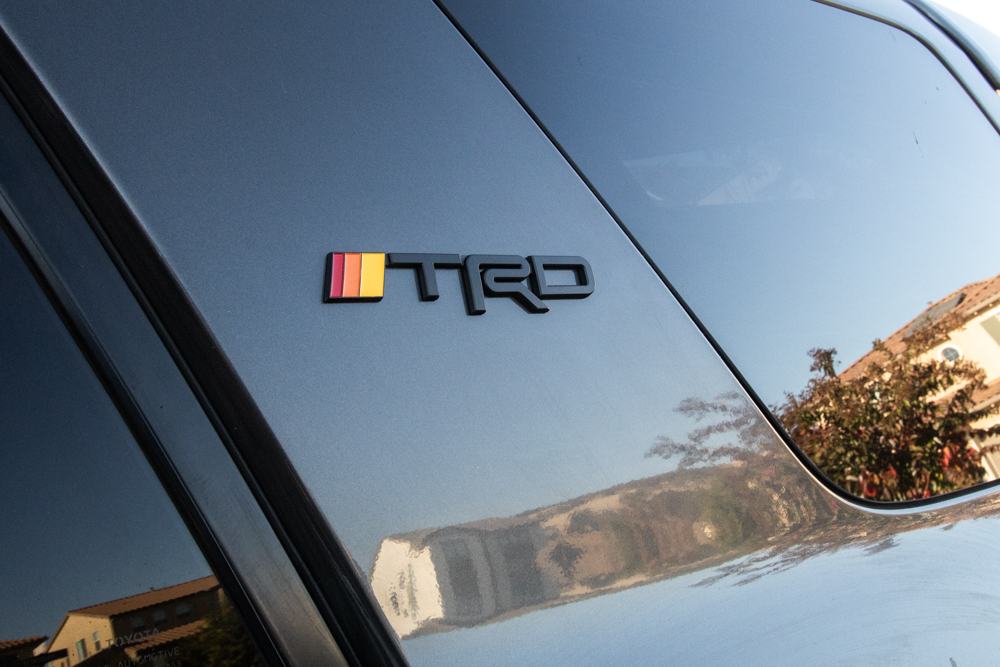TRD Emblem 5th Gen 4Runner