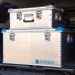 Zarges Overland Automotive Storage Box