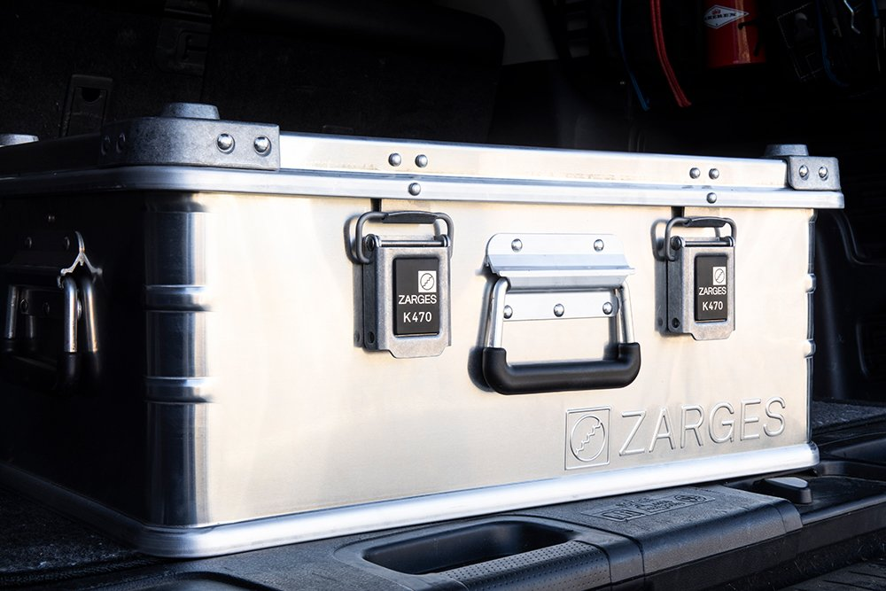 Zarges Overland Automotive Storage Box