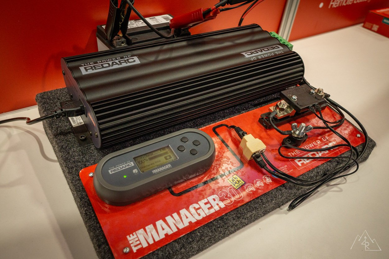 SEMA New Products - 2019 - REDARC Power Manager