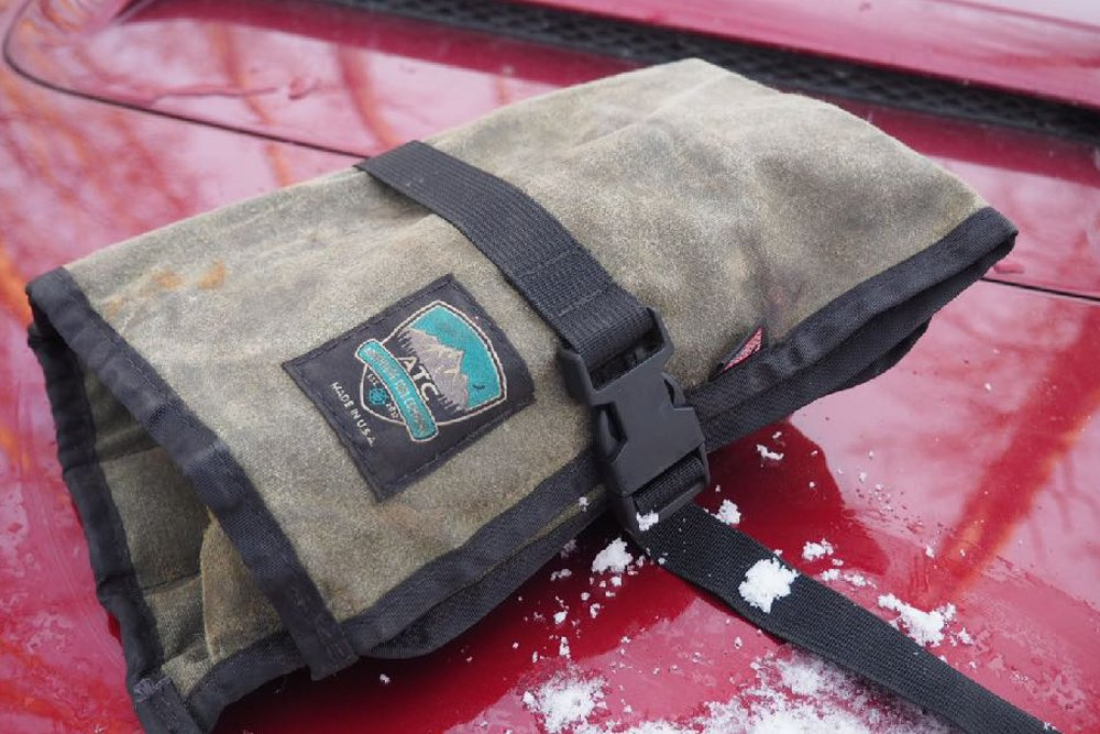 Spoil Your Tool Collection with Adventure Tool Company Gear: A Review Of Off-Road Accessories For the 5th Gen 4Runner: My Well-Used SportRoll