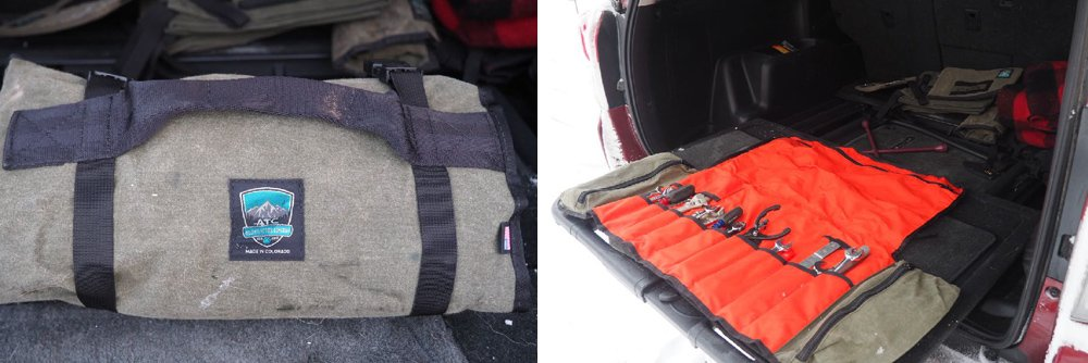 Spoil Your Tool Collection with Adventure Tool Company Gear: A Review Of Off-Road Accessories For the 5th Gen 4Runner: The ShopRoll