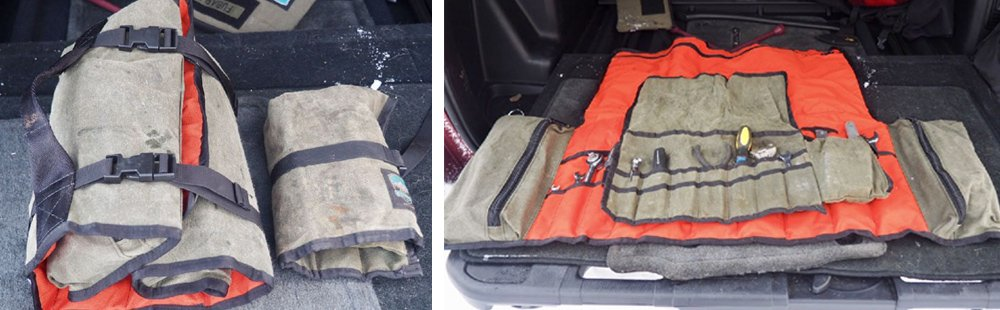 Spoil Your Tool Collection with Adventure Tool Company Gear: A Review Of Off-Road Accessories For the 5th Gen 4Runner: ShopRoll Compared To SportRoll