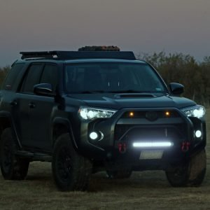 """Baja Designs 20"""" S8 Light Bar + Mount Step-By-Step Install for the 5th Gen 4Runner"""