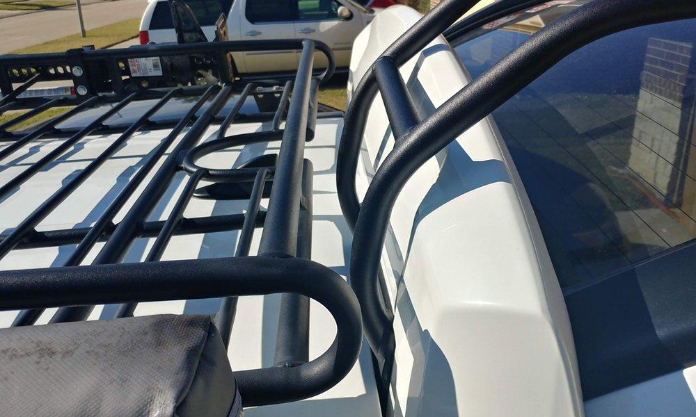BajaRack Full-Length Roof Rack Ladder Step-By-Step Install For the 5th Gen 4Runner: Final Steps