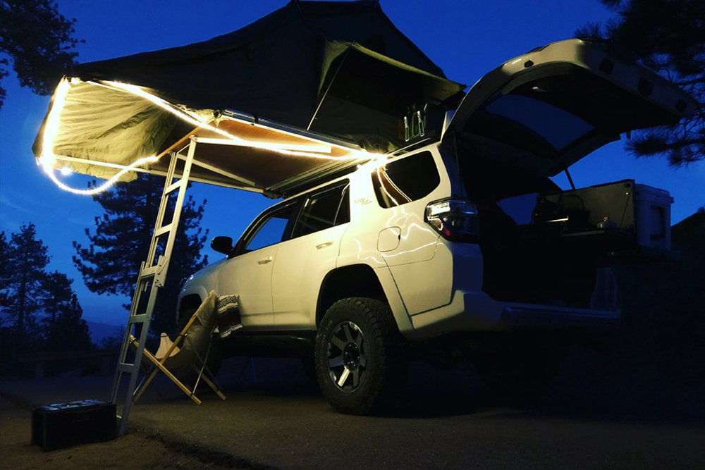 Camping with Kids: 5 Tips To Keep You Heading Out in the 4Runner for More: #2 - SET UP CAMP LIKE A CHAMP