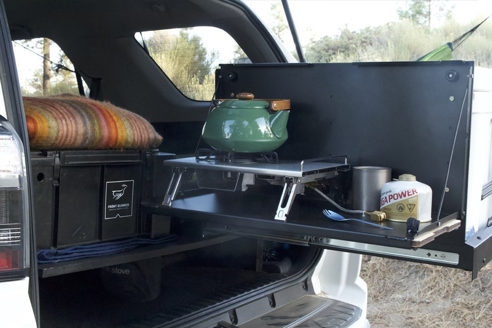Camping with Kids: 5 Tips To Keep You Heading Out in the 4Runner for More: #3 - PREPARE FOOD THAT EVERYONE LOVES