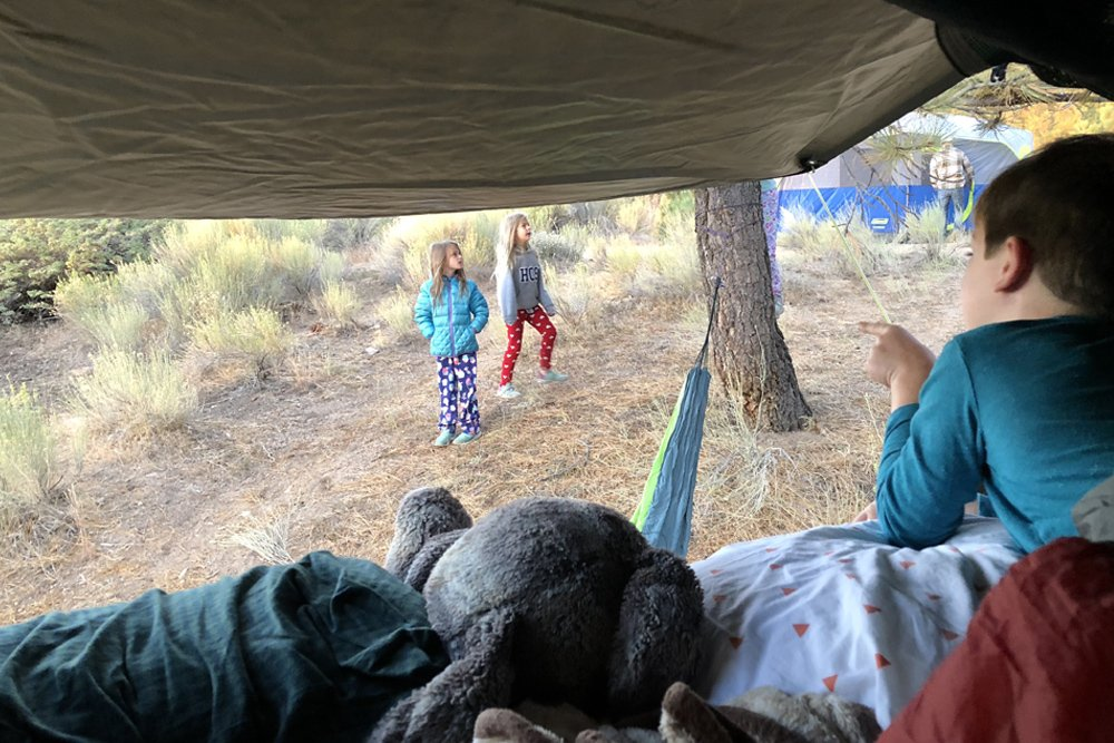 Camping with Kids: 5 Tips To Keep You Heading Out in the 4Runner for More: #4 - SLEEP (NOT CRY) LIKE A BABY