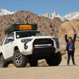 Camping with Kids: 5 Tips To Keep You Heading Out in the 4Runner for More