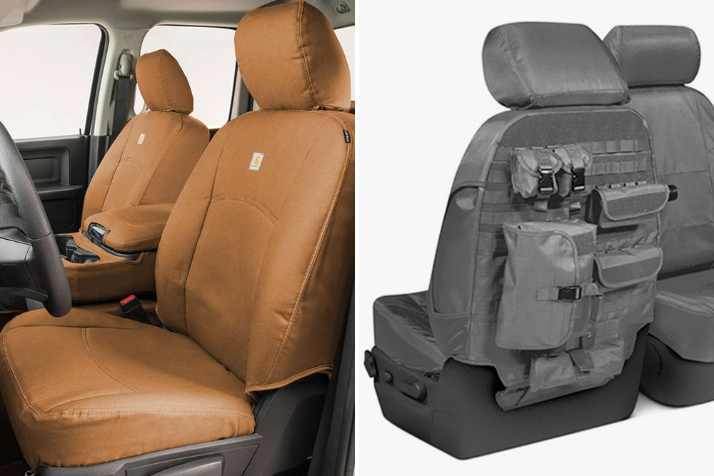 Cloth Seats vs Leather Seat Replacement Upholstery Kit Options & Review For the 5th Gen 4Runner: Is a Seat Cover The Way To Go?