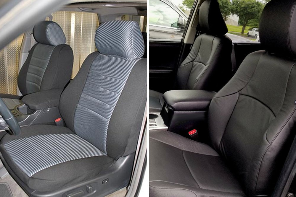CLOTH SEATS VS LEATHER SEAT REPLACEMENT UPHOLSTERY KIT OPTIONS & REVIEW FOR THE 5TH GEN 4RUNNER: Why Not Just Replace The Cloth Seats?