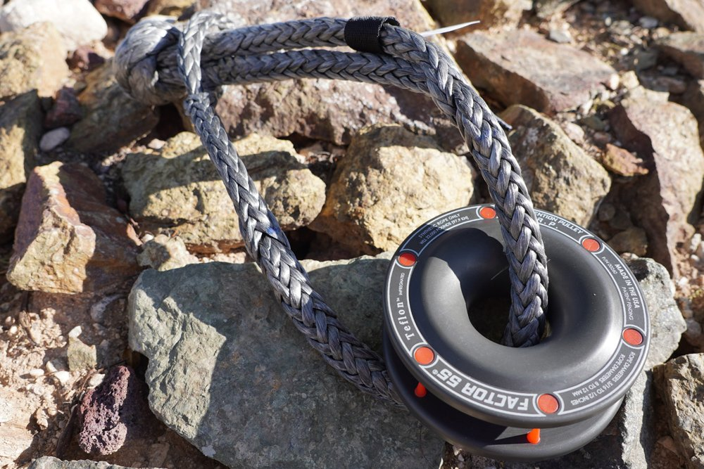 Factor 55 Rope Retention Pulley Recovery Gear Review For the 5th Gen 4Runner