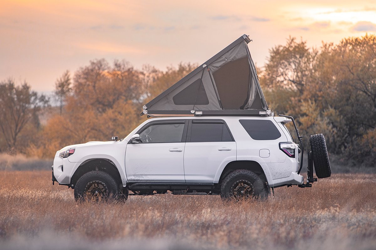 GFC (Go Fast Campers) RTT Review - 5th Gen 4Runner
