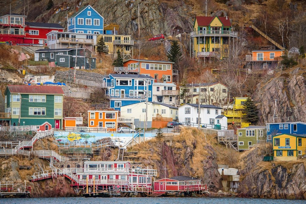 Overlanding in Newfoundland: Everything You Need to Know About Getting There, Trailing, Camping & Off-Roading in the 4Runner: Colorful Coastal Villages