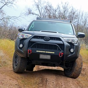Southern Style Off-Road (SSO) Slimline Hybrid Winch Front Bumper step-By-Step Install For the 5th Gen 4Runner