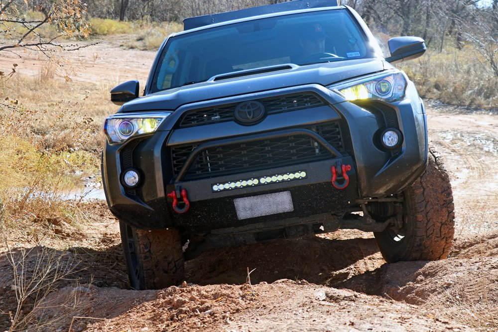Southern Style Off-Road (SSO) Slimline Hybrid Winch Front Bumper step-By-Step Install For the 5th Gen 4Runner: What a Front Bumper Can Offer