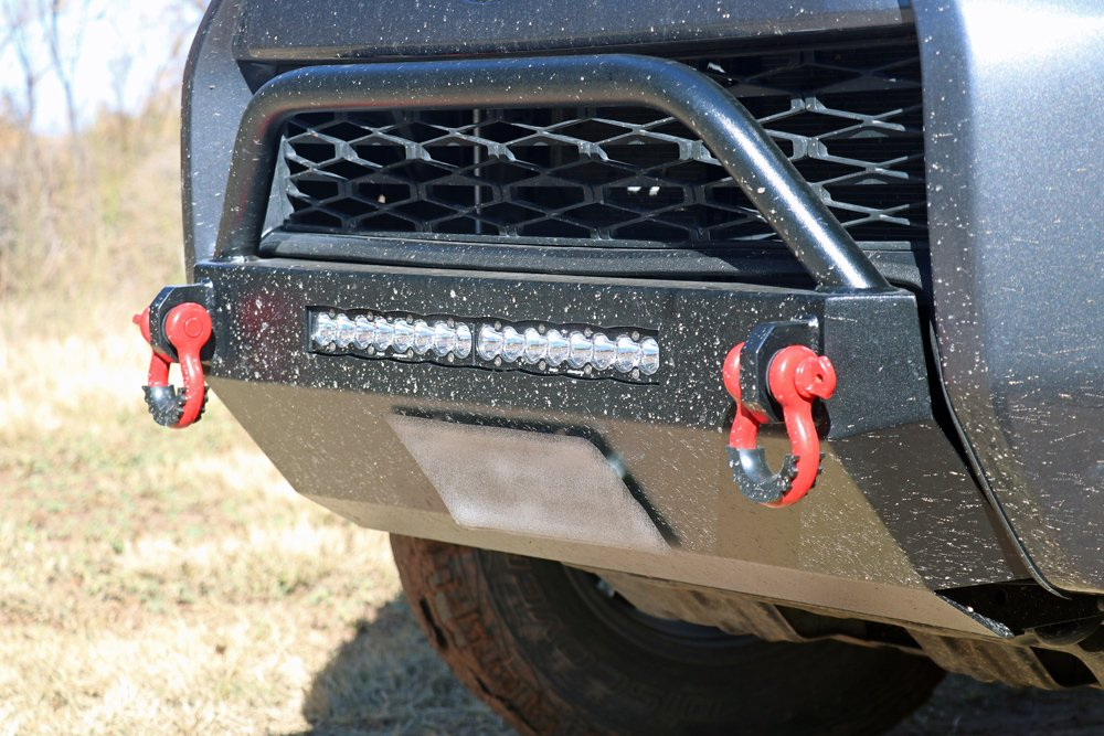 Southern Style Off-Road (SSO) Slimline Hybrid Winch Front Bumper step-By-Step Install For the 5th Gen 4Runner: The Southern Style Off-Road Slimline Bumper