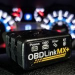 OBDLink MX+ Bluetooth OBD2 Scanner and Vehicle Performance Monitor